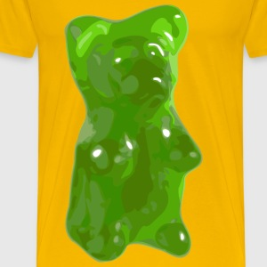 Halloween Candy Gummy - Men's Premium T-Shirt