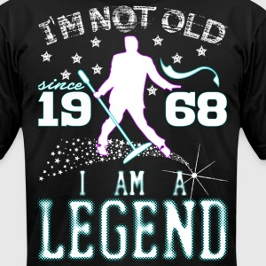 I AM A LEGEND-1968 T-Shirts - Men's T-Shirt by American Apparel