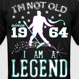 I AM A LEGEND-1964 T-Shirts - Men's T-Shirt by American Apparel