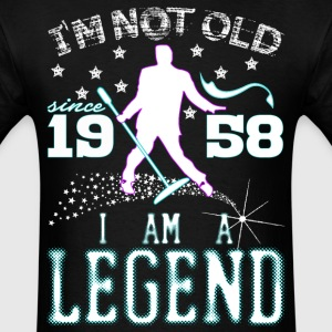 I AM A LEGEND-1958 T-Shirts - Men's T-Shirt
