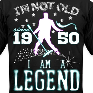 I AM A LEGEND-1950 T-Shirts - Men's T-Shirt by American Apparel