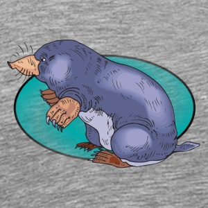 animal pet mole - Men's Premium T-Shirt