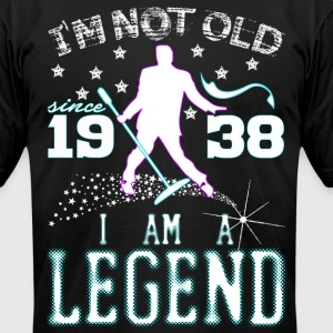 I AM A LEGEND-1938 T-Shirts - Men's T-Shirt by American Apparel