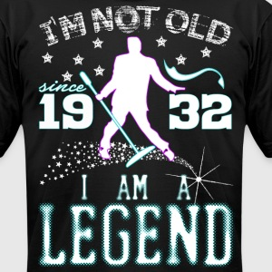 I AM A LEGEND-1932 T-Shirts - Men's T-Shirt by American Apparel