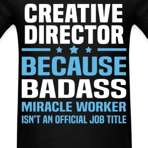Creative Director Tshirt - Men's T-Shirt