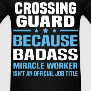 Crossing Guard Tshirt - Men's T-Shirt
