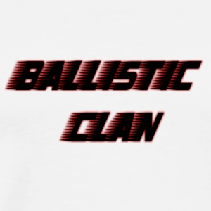 Ballistic Clan - Men's Premium T-Shirt