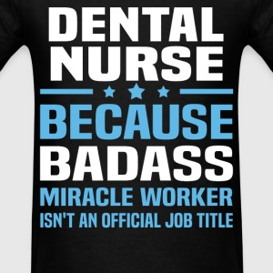 Dental Nurse Tshirt - Men's T-Shirt
