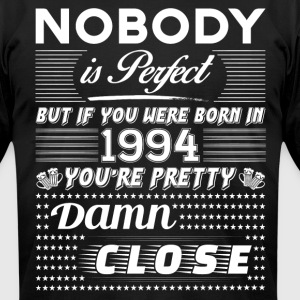 IF YOU WERE BORN IN 1994 T-Shirts - Men's T-Shirt by American Apparel