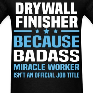 Drywall Finisher Tshirt - Men's T-Shirt