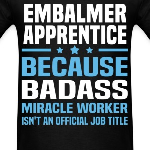 Embalmer Apprentice Tshirt - Men's T-Shirt