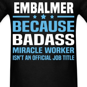 Embalmer Tshirt - Men's T-Shirt