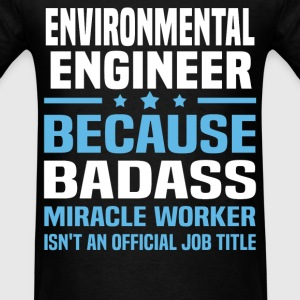 Environmental Engineer Tshirt - Men's T-Shirt