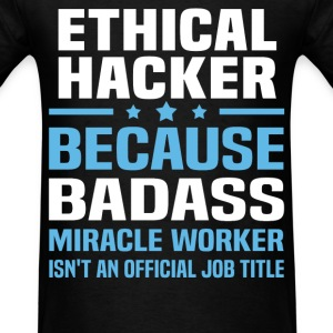 Ethical Hacker Tshirt - Men's T-Shirt