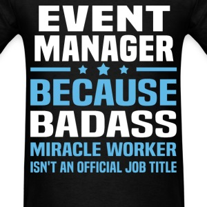 Event Manager Tshirt - Men's T-Shirt