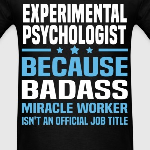 Experimental Psychologist Tshirt - Men's T-Shirt