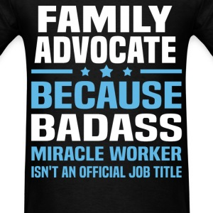 Family Advocate Tshirt - Men's T-Shirt