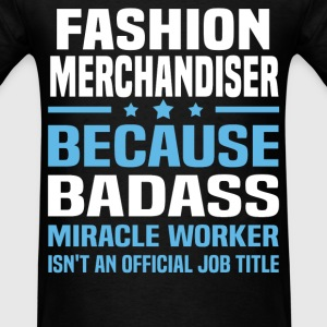 Fashion Merchandiser Tshirt - Men's T-Shirt
