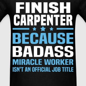 Finish Carpenter Tshirt - Men's T-Shirt