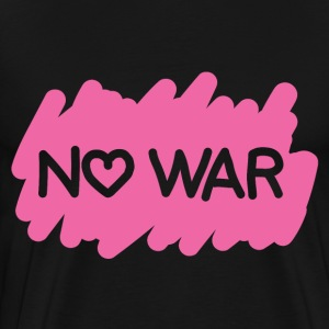 No War T-Shirts - Men's Premium T-Shirt