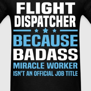 Flight Dispatcher Tshirt - Men's T-Shirt