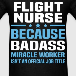 Flight Nurse Tshirt - Men's T-Shirt