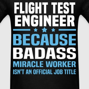 Flight Test Engineer Tshirt - Men's T-Shirt