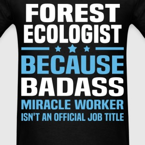 Forest Engineer Tshirt - Men's T-Shirt