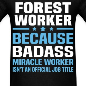 Forester Aide Tshirt - Men's T-Shirt