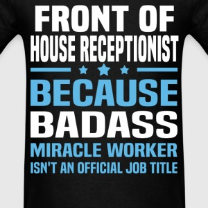 Front Office Manager Tshirt - Men's T-Shirt