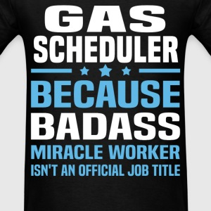 Gas Station Manager Tshirt - Men's T-Shirt