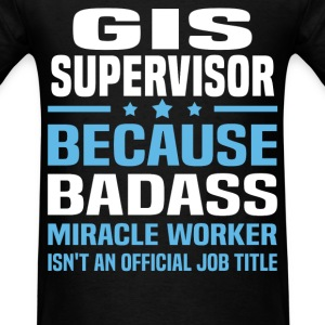 GIS Systems Analyst Tshirt - Men's T-Shirt