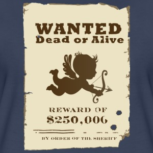 Cupid Wanted T-Shirts - Women's Premium T-Shirt