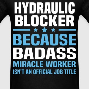 Hydraulic Blocker Tshirt - Men's T-Shirt