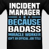 Incident Manager Tshirt - Men's T-Shirt