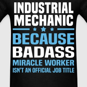 Industrial Mechanic Tshirt - Men's T-Shirt
