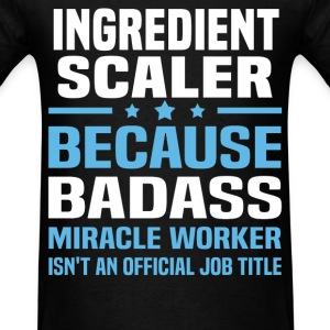 Ingredient Scaler Tshirt - Men's T-Shirt