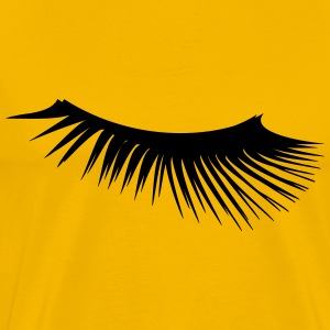 Eyelash 2 - Men's Premium T-Shirt