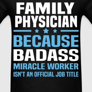 Family Physician Tshirt - Men's T-Shirt