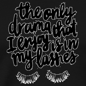 Drama Lashes - Men's Premium T-Shirt