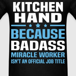 Kitchen Hand Tshirt - Men's T-Shirt