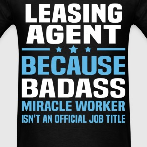Leasing Agent Tshirt - Men's T-Shirt