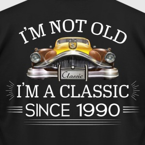 Classic since 1990 T-Shirts - Men's T-Shirt by American Apparel