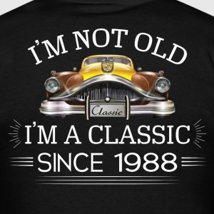 Classic since 1988 T-Shirts - Men's T-Shirt