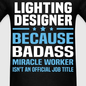 Lighting Designer Tshirt - Men's T-Shirt