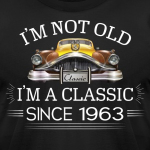 Classic since 1963 T-Shirts - Men's T-Shirt by American Apparel
