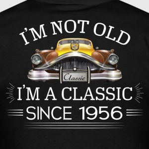 Classic since 1956 T-Shirts - Men's T-Shirt