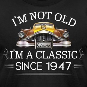 Classic since 1947 T-Shirts - Men's T-Shirt by American Apparel