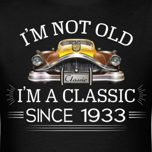 Classic since 1933 T-Shirts - Men's T-Shirt