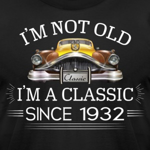 Classic since 1932 T-Shirts - Men's T-Shirt by American Apparel